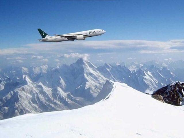 PIA to resume scenic air safari flight to boost tourism