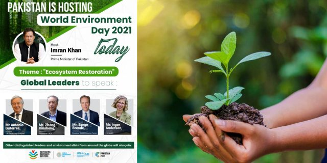 Pakistan Is Hosting World Environment Day Today