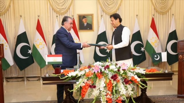 Pakistan, Tajikistan call for political settlement in Afghanistan before US pullout