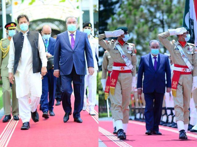 Pakistan to provide domestically manufactured arms to Tajikistan