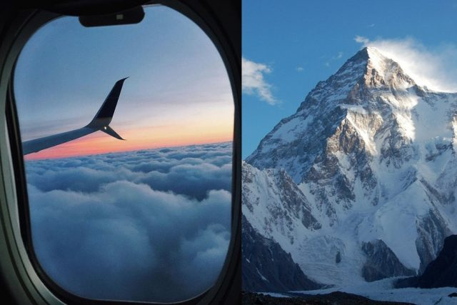 View Pakistan's 5 most Stunning Landscapes from Your Window Seat in a Day with PIA