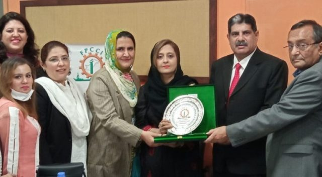 FPCCI proposes one-window facility for women entrepreneurs at SECP