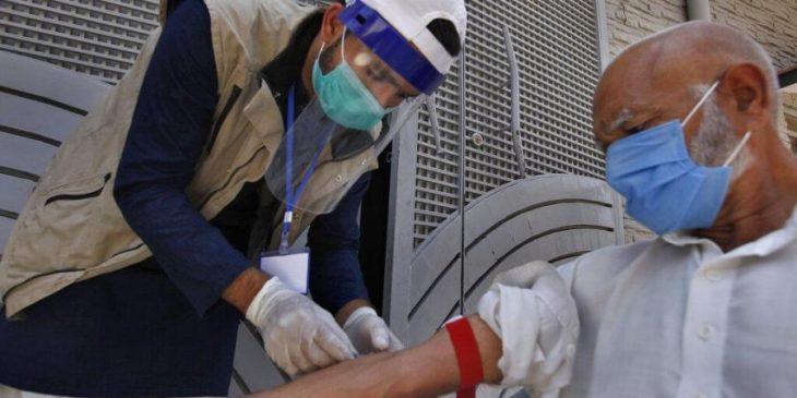 Door-to-door COVID-19 vaccination in Punjab pakistan