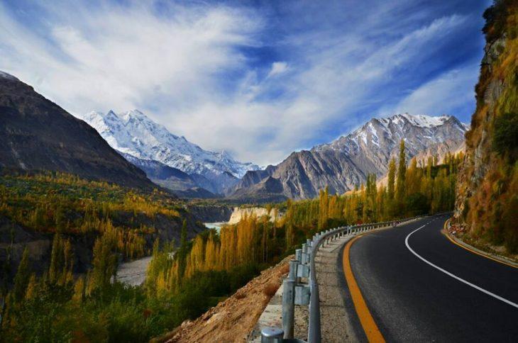 True Beauty of Karakoram Highway