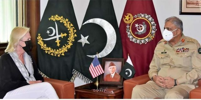 US lauds Pakistan's 'sincere' efforts for peace in Afghanistan