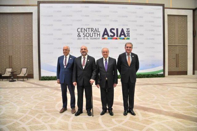 diplomatic platform to help strengthen economic connectivity across the region