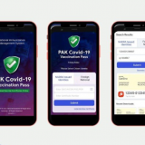 NCOC launches covid-19 vaccine app for people to carry digital certificat