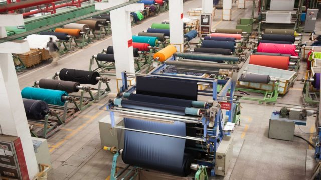 Textiles industry finally picks up, improving in March