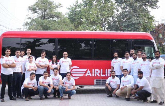Airlift pakistani startup