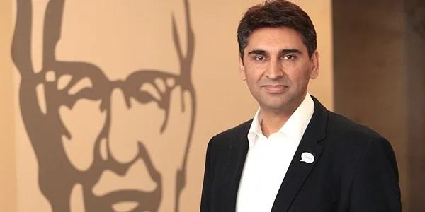 166 KFC names Pakistan's IBA graduate Sabir Sami as its new global CEO