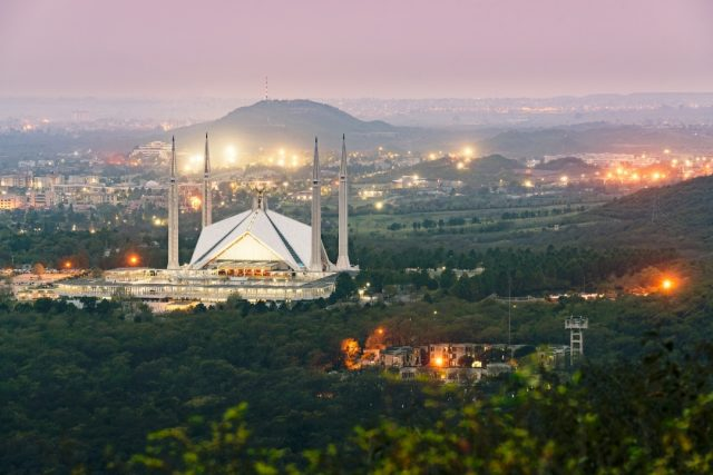 5 Islamabad is the second safest city in South Asia