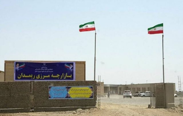 Iran-Pakistan set to open Rimdan-Gabd cross-border gateway