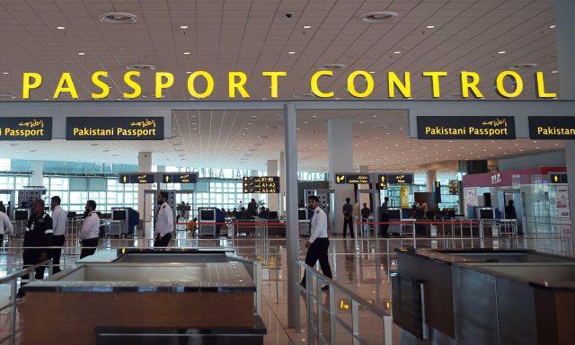 PAKISTAN-ECONOMY-AVIATION-AIRPORT-ISLAMABAD