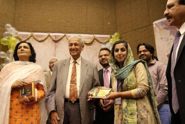 Nuclear scientist Dr Abdul Qadeer Khan