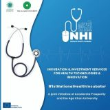 8 Accelerate Prosperity and Aga Khan University Launch Pakistan's First National Health Incubator